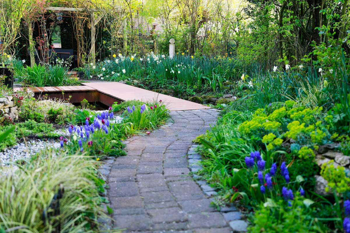 Wegebau Gartenbau Landschaftsbau Thomas Diederich